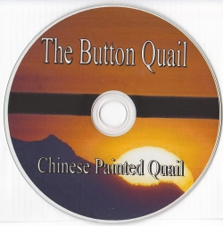 Chinese Painted Quail (Button Quail) CD by Leland Hayes