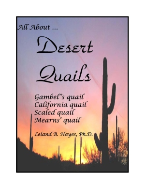 All About Desert Quails, a CD by Leland Hayes